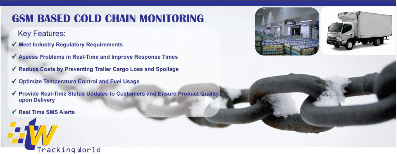 Cold Chain Monitoring