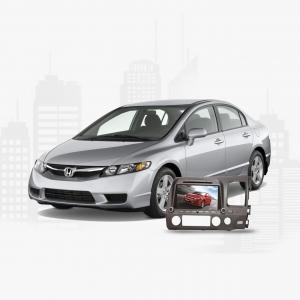 Tracking World | Honda Civic Indash Navigation (2017 - 2018