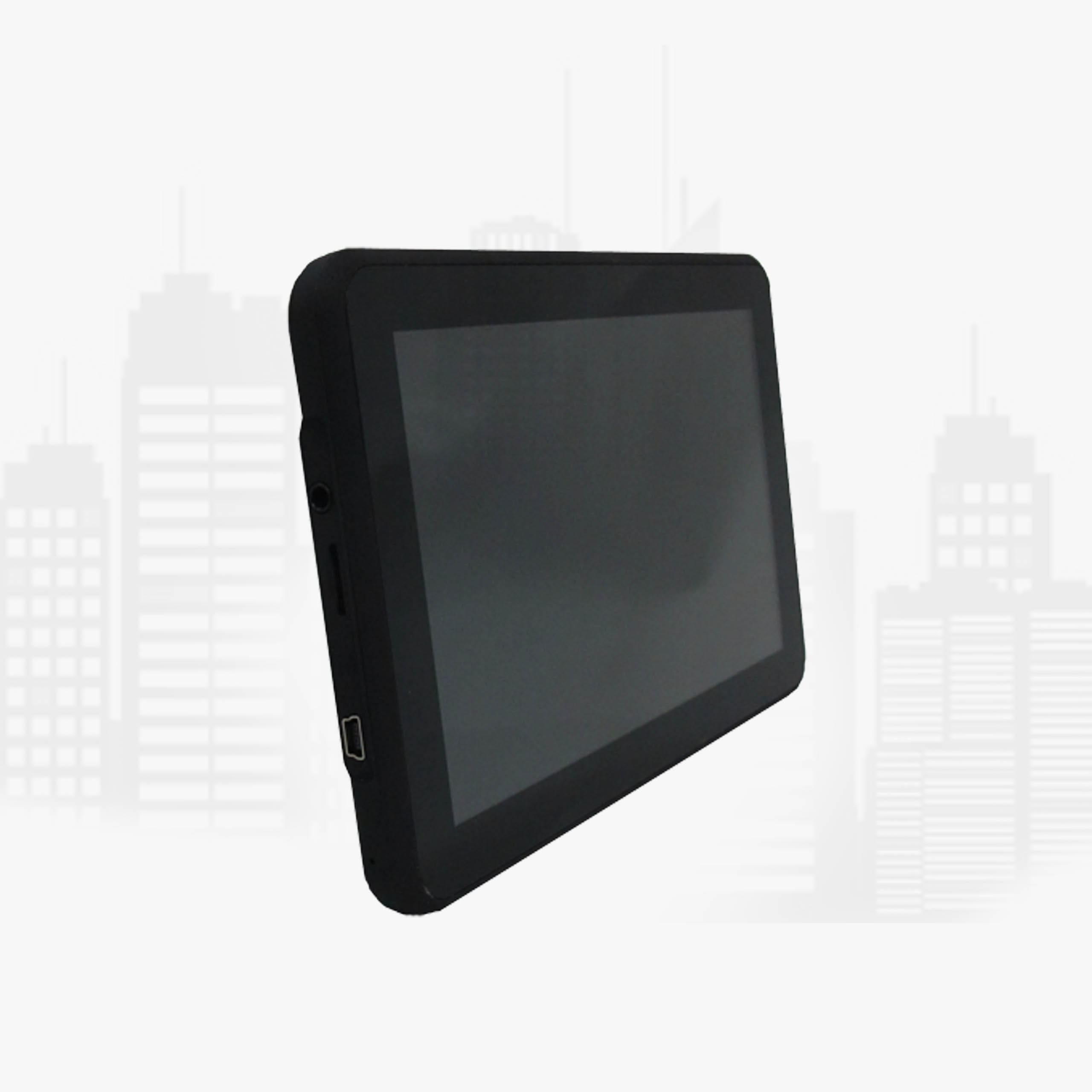 Portable Navigation Device Bw728 Tracking World