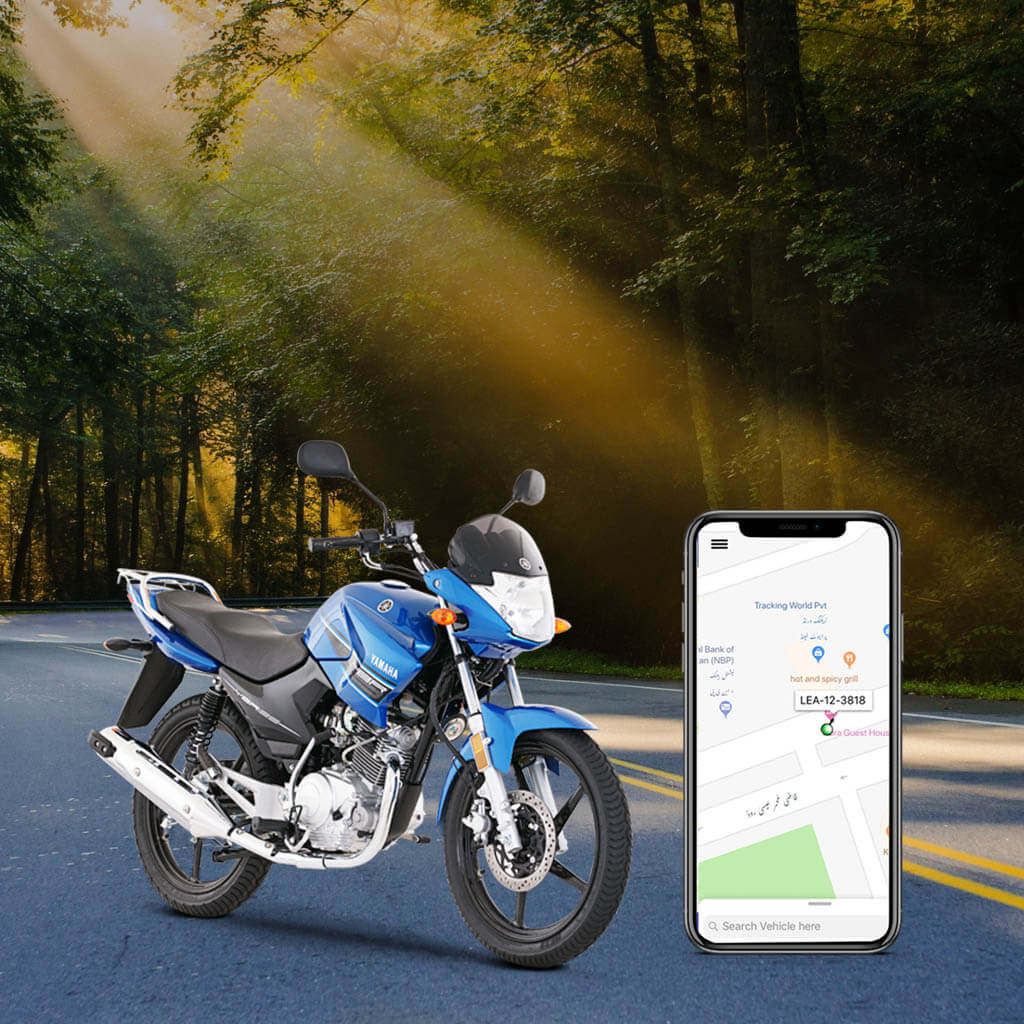 Tracking World Best Motorbike Gps Tracker System In Pakistan