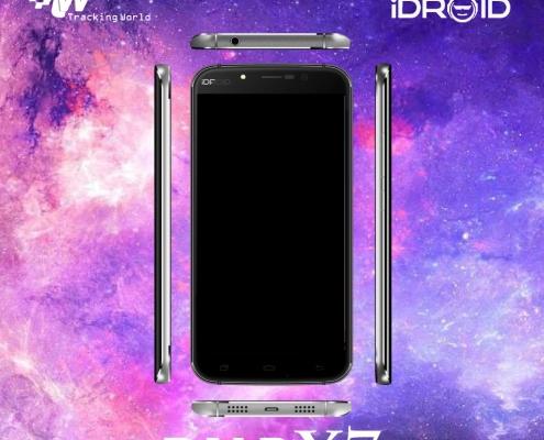 Buy iDroid USA Balr2 X7 Online in Pakistan | Tracking World