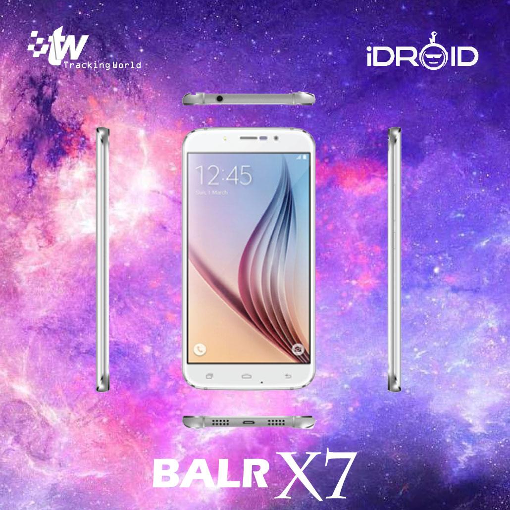 Buy iDroid USA Balr X7 Online in Pakistan | Tracking World