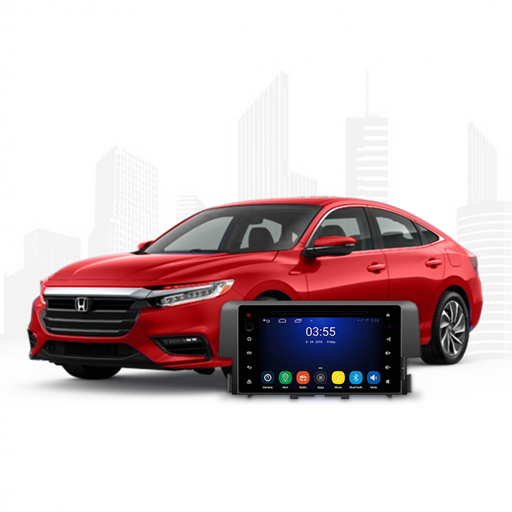 Honda Civic 2019 Indash Navigation (Android) System