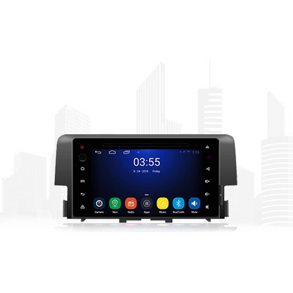 Honda Civic 2019 Indash Navigation (Android) System
